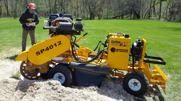 Joe stump grinding - Get your FREE quote on your stump removal